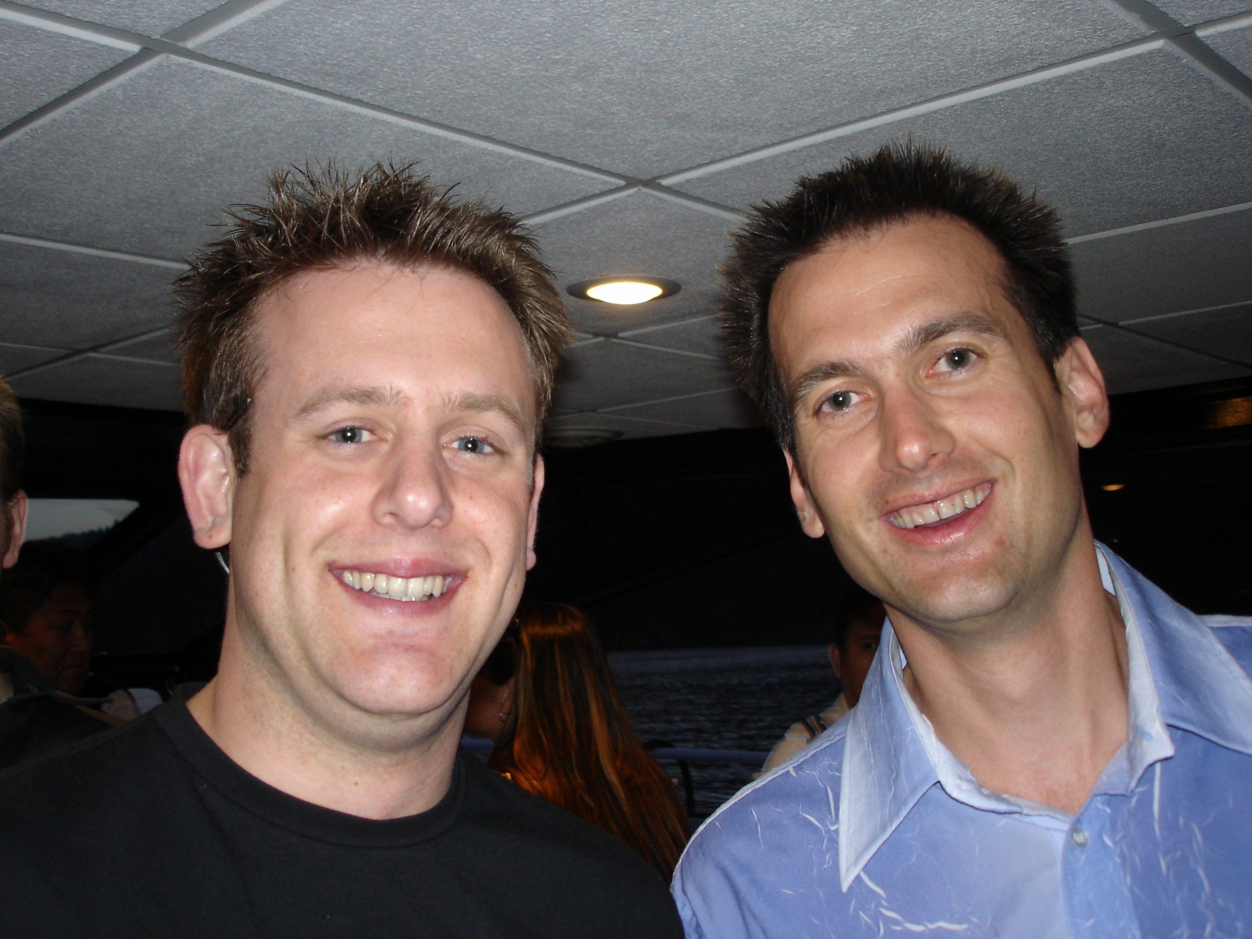 Derek Gehl & Corey Rudl