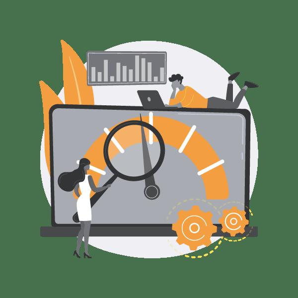 website speed seo landing page optimization strategy