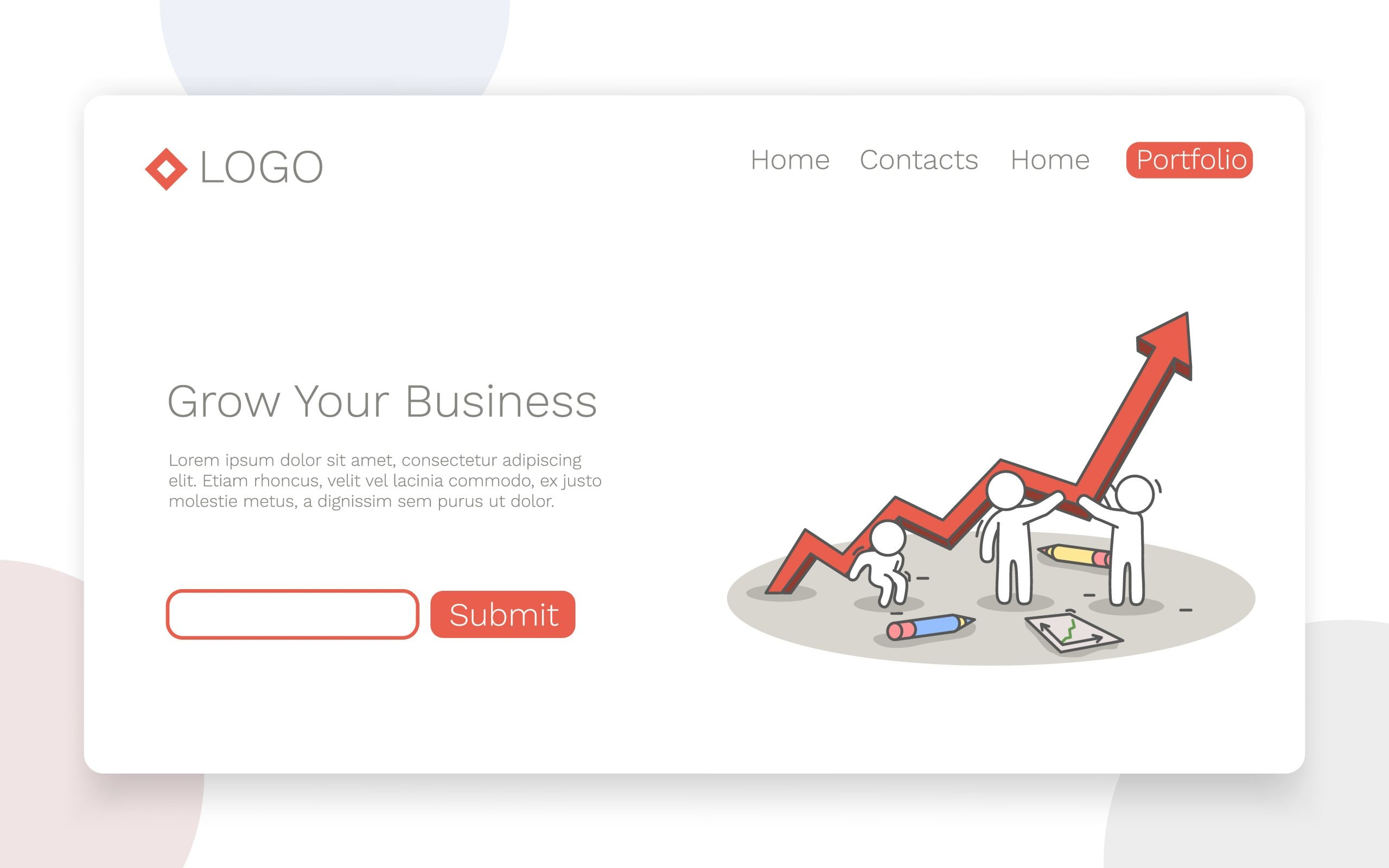 a simple landing page optimization strategy